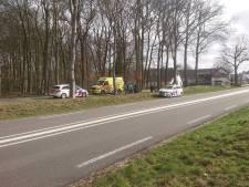 Wild zwijn steekt plots de weg over: wielrenners raken gewond