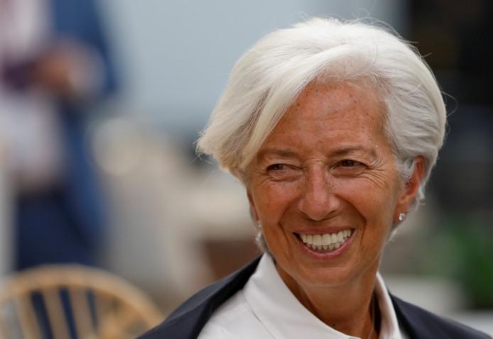 Lagarde heeft vandaag haar ontslag ingediend als directeur van het IMF.