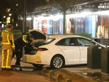 40-jarige vrouw en 25-jarige man aangehouden in Rijswijk: achterbak lag vol met chemische stoffen