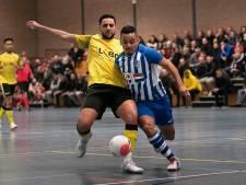 Competitie zaalvoetballers FC Eindhoven wordt hervat: 'We hebben stilletjes gejuicht'