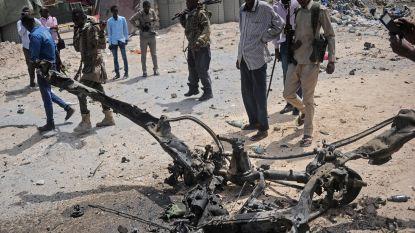Al-Shabaab eist aanslag op presidentieel paleis in Somalië op