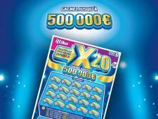 Un ticket à gratter à 500.000 euros pour son anniversaire
