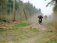 Acties tegen wildcrossen in Breda, motor in beslag genomen