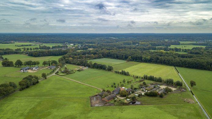 De Leestensebroek in Zutphen. Windmolens komen er definitief niet, maar een zonnepark sluit de gemeente Zutphen nog niet uit.