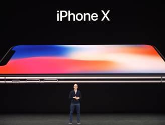 IPhone X voorgesteld, eerste ontgrendeling met gezicht mislukt