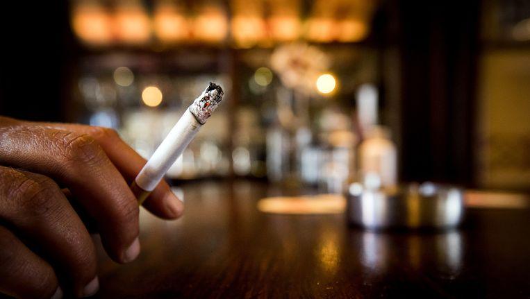 Een rookvrije generatie is het doel Beeld anp