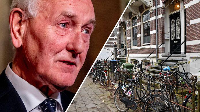 Informateur Johan Remkes en een 'verkamerd' studentenpand in Nijmegen