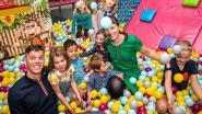 """Nieuw indoorspeeldorp opent de deuren in Rumbeke: """"Blijft een droom die in vervulling gaat, ondanks tegenslagen"""""""