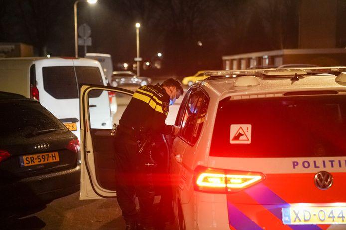 Op de Colijnstraat in Oss heeft vrijdagavond een schietincident plaatsgevonden.