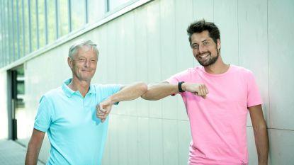 """Erik, de papa van Gilles Van Bouwel: """"Toen Woestijnvis belde, heb ik dat proberen tegen te houden"""""""