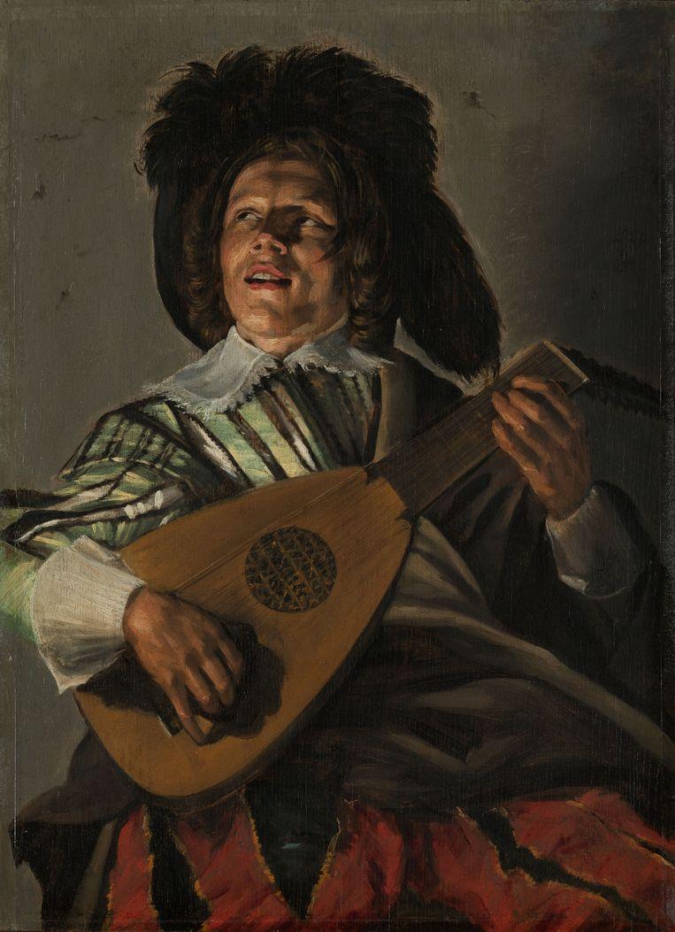 De serenade, Judith Leyster, 1629 Beeld Rijksmuseum