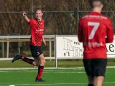 Dennis Knuiman helpt op zijn verjaardag SC Bemmel aan soepele zege