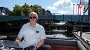 """De warmste vakantieplek van Vlaanderen, met schipper en acteur Walter Smits: """"Na pensioen meteen gaan vragen of ik schipper op Binnendijle mocht worden"""""""