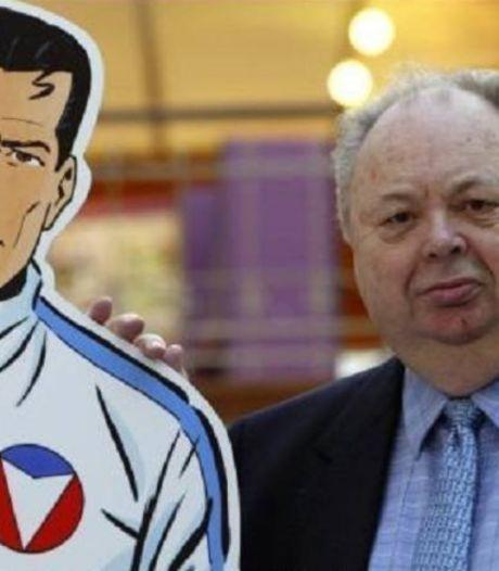 """Décès de Jean Graton, papa de """"Michel Vaillant"""""""