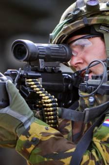 Nederland moet eigen kogels gaan maken