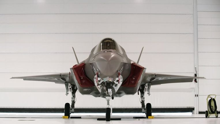 Joint Strike Fighter Beeld reuters