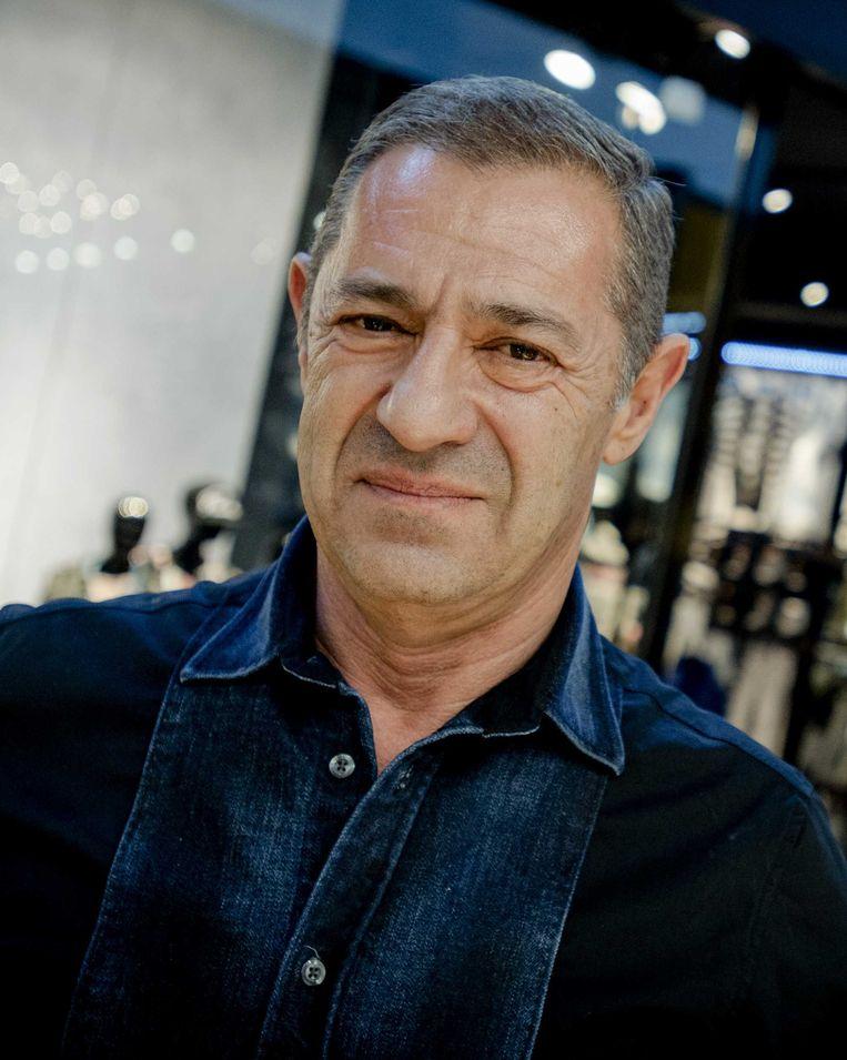 Roland Kahn, de ondernemer achter CoolCat, MS Mode en America Today. Beeld ANP