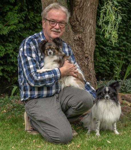 Vlinderhondjes Dotje en Bolt zijn grappig, lief en intelligent: 'We werden onafscheidelijk'