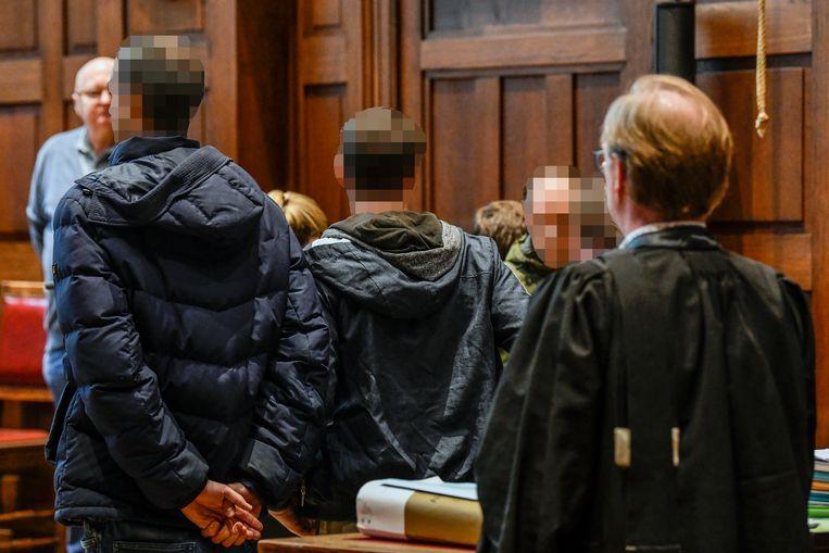 Het grootste kinderpornoproces ooit bracht drie Belgen, een Brit en een Nederlander voor de rechter.