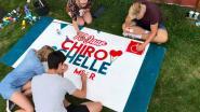 Chiro Schelle viert 75ste verjaardag