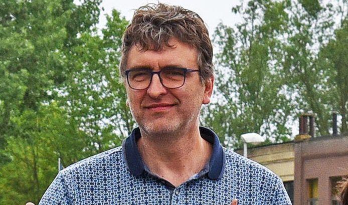 CDA-raadslid Paul Balcaen.