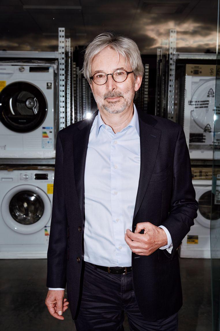 'Als grote belangenorganisatie willen wij samenwerken met bedrijven om consumenten duurzame oplossingen aan te bieden.' Beeld Joris Casaer