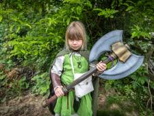 De Schimmen in Wisselwoud zijn verslagen: kinderlarp is méér dan een verkleedpartij