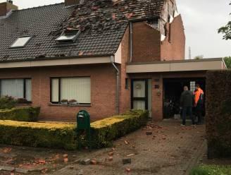 """""""Hele stad daverde door inslag"""": Bliksem richt ravage aan in Lokeren"""