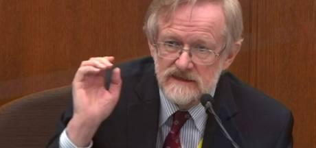 """Un expert affirme que la mort de George Floyd est due """"à un faible niveau d'oxygène"""""""