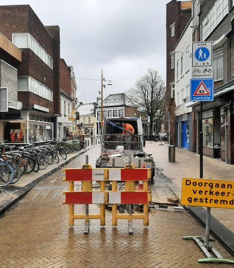 Na vijf jaar discussie is Nieuwlandstraat autoluw