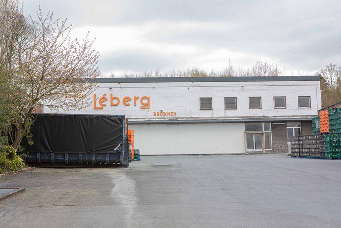 Léberg Bronnen in de Gasthuisstraat in Roosdaal.