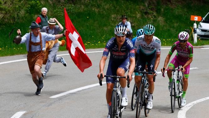 """Vervaeke zette zichzelf weer helemaal op de kaart in Giro: """"Leuk om even van roze te kunnen dromen"""""""