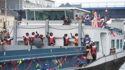 Sinterklaas en zijn Zwarte Pieten meren zondag aan in Oudenaarde