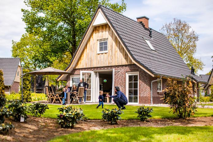 Hof van Salland is het op één na beste vakantiepark van ons land.