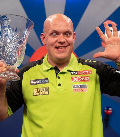 Michael van Gerwen jaagt bij bijzonder toernooi op nieuwe triomf: 'Ze weten allemaal wat ik kan'