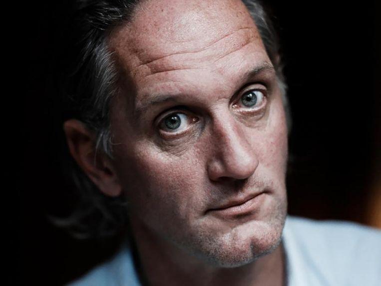 Erik Kessels, reclameman en kunstenaar, werd vrouwenhaat verweten vanwege zijn installatie Destroy My Face. Beeld