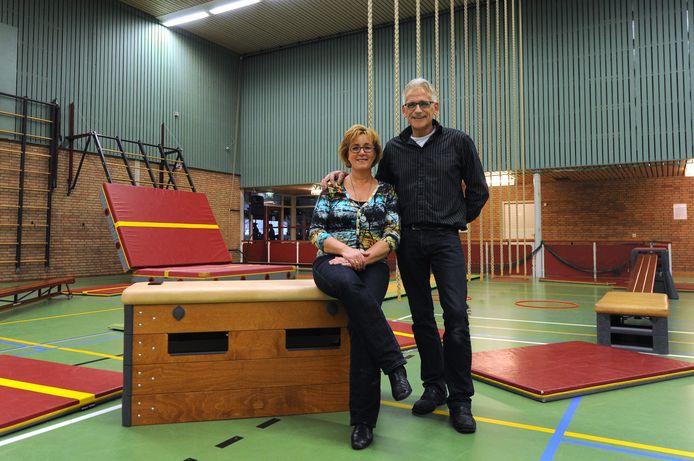 Al jaren zijn Hans en Maartje Bolluijt het gezicht van sporthal en sportcafé De Buitelstee.
