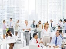 'Werken in shifts is dé oplossing voor ruimtegebrek op kantoor'