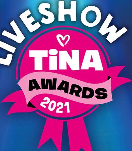 Wie winnen de Tina Awards? Volg het morgen live op deze site