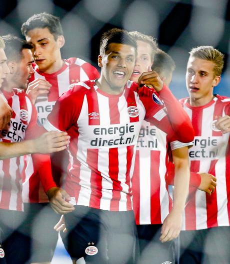 PSV wil contract van matchwinner Joël Piroe verlengen