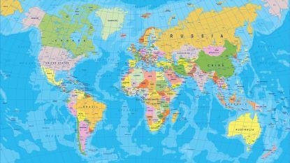 Nieuw-Zeeland eist plaats op wereldkaart op