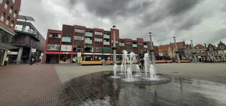 Woningen in Perry Sport en nieuwe gevel Statenplein: 'We gaan iets moois maken van die lelijke gebouwen'
