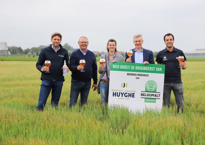 Brouwerij L. Huyghe van Delirium Tremens wil de duurzaamste brouwerij van het land worden dankzij het Pure Local-project.