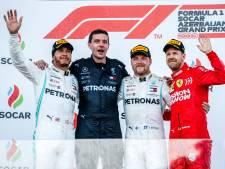 Ni podium ni parade en F1