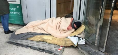 Belgische burgemeester laat daklozen arresteren om ze uit de kou te houden