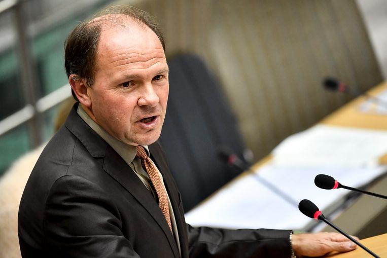 Vlaams minister van Werk Philippe Muyters (N-VA).