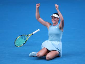 """Opgesloten zitten in mijn hotelkamer heeft me deugd gedaan"": wie is Jennifer Brady, de verrassende finaliste op de Australian Open?"