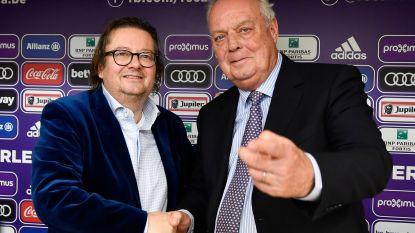 Reconstructie van de verkoop van Anderlecht: hoe Coucke in het grootste geheim Anderlecht kon kopen en Gheysens zichzelf al snel buitenspel zette