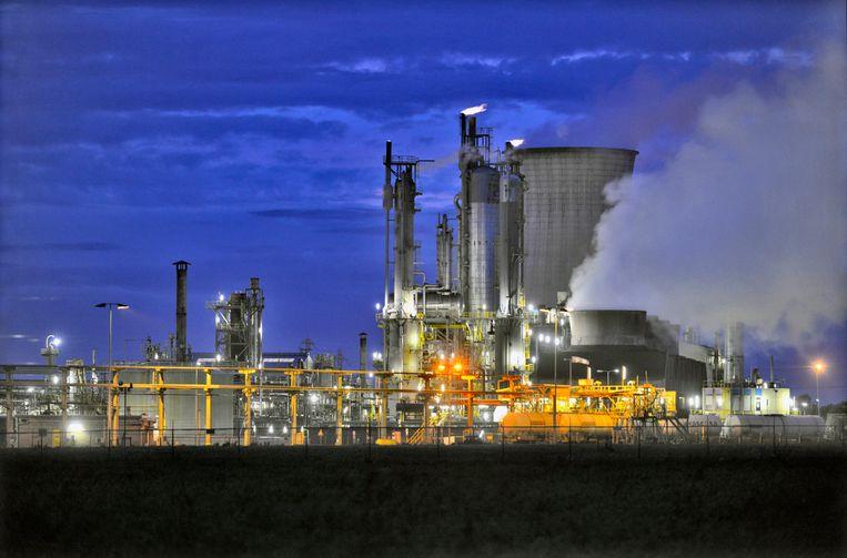 Een chemische fabriek van DSM in Geleen. Beeld Flip Franssen / HH