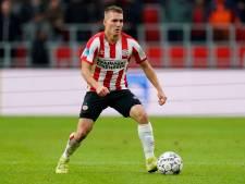 Sadílek maakt na twee maanden rentree bij Jong PSV